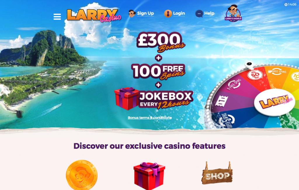 Larry Casino