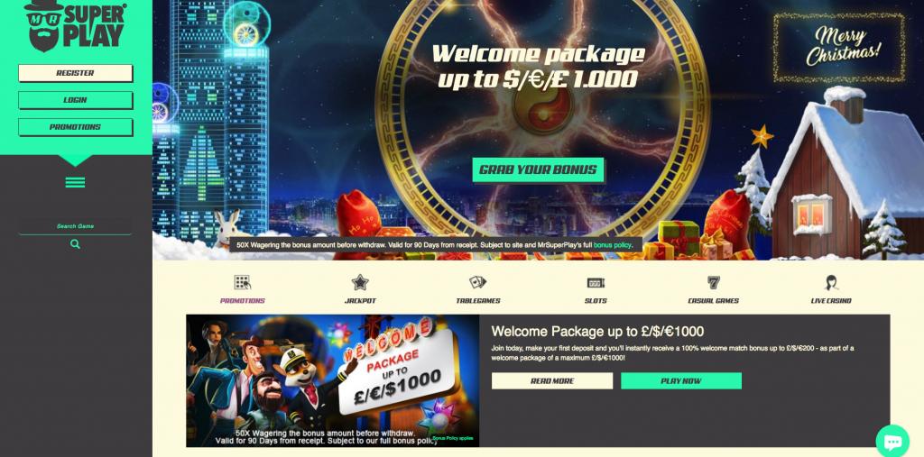 Mr. Super Play Casino